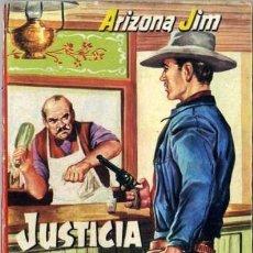 Libros de segunda mano: LA JUSTICIA DE COLT - AÑO 1960 - NOVELA DE BOLSILLO ORIGINAL - ES DEL OESTE. Lote 45507313