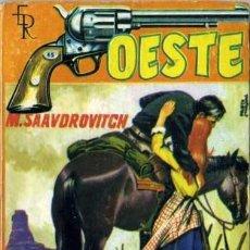 Libros de segunda mano: VUELVE COLORADO SILVER - AÑO 1961 - NOVELA DE BOLSILLO ORIGINAL - ES DEL OESTE. Lote 45507398