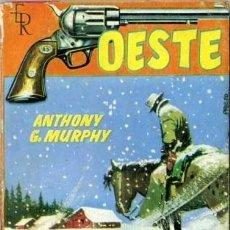 Libros de segunda mano: LUCHA EN LOS RANCHOS - AÑO 1961 - NOVELA DE BOLSILLO ORIGINAL - ES DEL OESTE. Lote 45507441