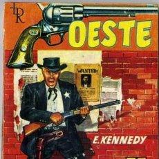 Libros de segunda mano: DE RAZA DE LINCHADORES - AÑO 1961 - NOVELA DE BOLSILLO ORIGINAL - ES DEL OESTE. Lote 45507483