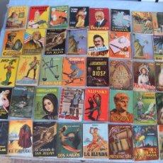 Libros de segunda mano: PULGA. LOTE DE 140 LIBROS PULGA. Lote 45839680