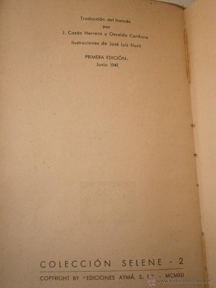 Libros de segunda mano: HISTORIA DE LOS TRECE Honore de Balzac Ayma 1 edicion 1941 - Foto 5 - 45904365