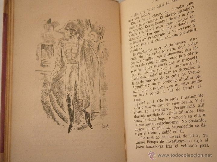 Libros de segunda mano: HISTORIA DE LOS TRECE Honore de Balzac Ayma 1 edicion 1941 - Foto 7 - 45904365