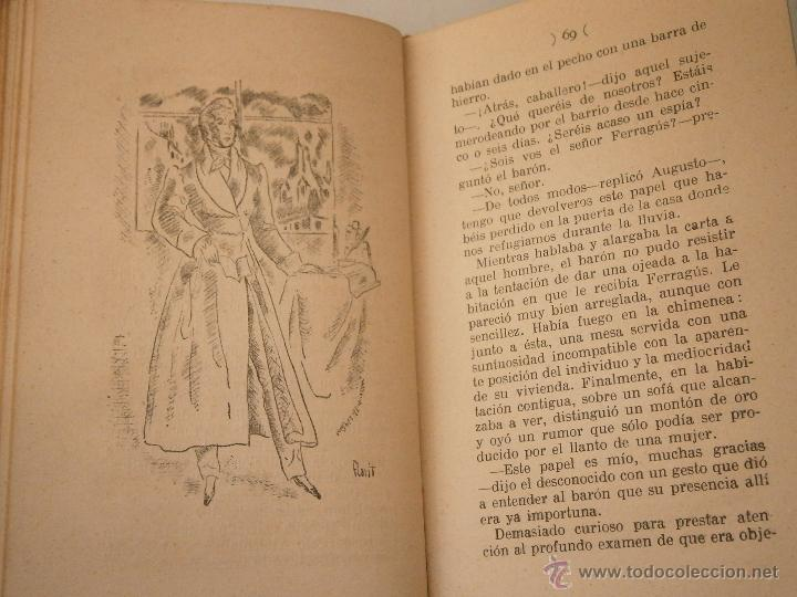 Libros de segunda mano: HISTORIA DE LOS TRECE Honore de Balzac Ayma 1 edicion 1941 - Foto 9 - 45904365