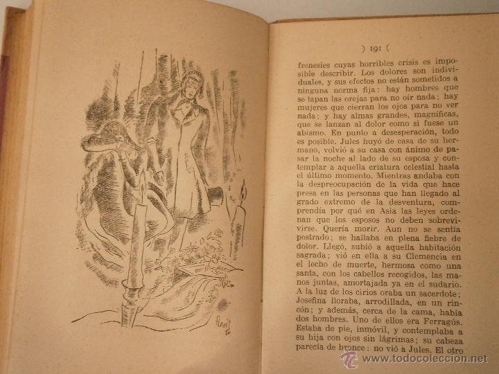 Libros de segunda mano: HISTORIA DE LOS TRECE Honore de Balzac Ayma 1 edicion 1941 - Foto 12 - 45904365