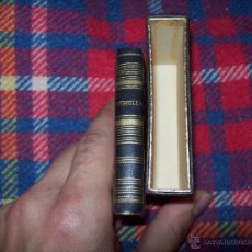 Libros de segunda mano: OTHELLO,THE MOOR OF VENICE. W. SHAKESPEARE. COL. MIDGET CLASSICS. CURIOSÍSIMO EJEMPLAR.VER FOTOS.. Lote 45951113