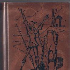 Libros de segunda mano: DON QUIJOTE - MIGUEL DE CERVANTES - CLÁSICO. ALFREDO ORTELLS. GRABADOS GUSTAVO DORÉ. NUEVO. Lote 71693549