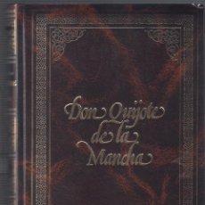 Libros de segunda mano: DON QUIJOTE DE LA MANCHA - MIGUEL DE CERVANTES - ALFREDO ORTELLS. NUEVO. Lote 84815234