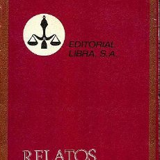 Libros de segunda mano - RELATOS (LEONIDAS ANDREIEV) - COLECCIÓN PÚRPURA Nº 84 - 46163456