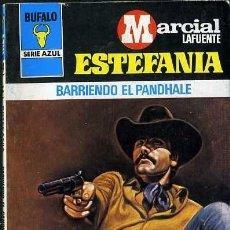 Libros de segunda mano: BARRIENDO EL PANDHALE - AÑO 1981 - NOVELA ESTEFANIA DE BOLSILLO - ES ORIGINAL - ES DEL OESTE. Lote 46211568