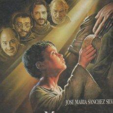 Libros de segunda mano: MARCELINO PAN Y VINO. JOSE MARÍA SÁNCHEZ SILVA. ESPASA CALPE, 1ª EDICIÓN, 1991. Lote 46758060