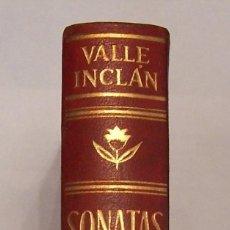 Libros de segunda mano: VALLE INCLAN SONATAS 1969 ESPASA CALPE. Lote 47119223