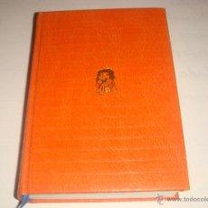 Libros de segunda mano: OBRAS SELECTAS. JEROME K JEROME. Lote 47211928