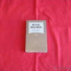 Libros de segunda mano: LAS RATAS,MIGUEL DELIBES. Lote 47922073