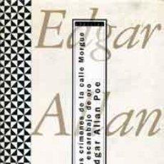 Gebrauchte Bücher - Los crímenes de la calle Morgue. El escarabajo de oro - ALAN POE, EDGAR - 47456095