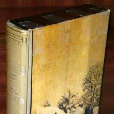 Libros de segunda mano: OBRAS SELECTAS: RELATOS 1883-1884-1885 POR ANTON CHEJOV DE ED. ORBIS EN BARCELONA 1971. Lote 48309748