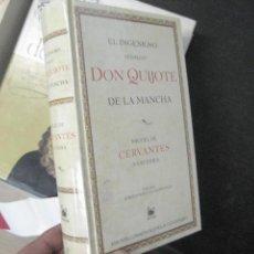 Libros de segunda mano: DON QUIJOTE, AUSTRAL, EDICIÓN IV CENTENARIO, ALBERTO BLECUA Y ANDRES POZO, QUIJOTE C1. Lote 48492295