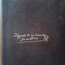 Libros de segunda mano: CERVANTES - OBRAS COMPLETAS. Lote 49109612