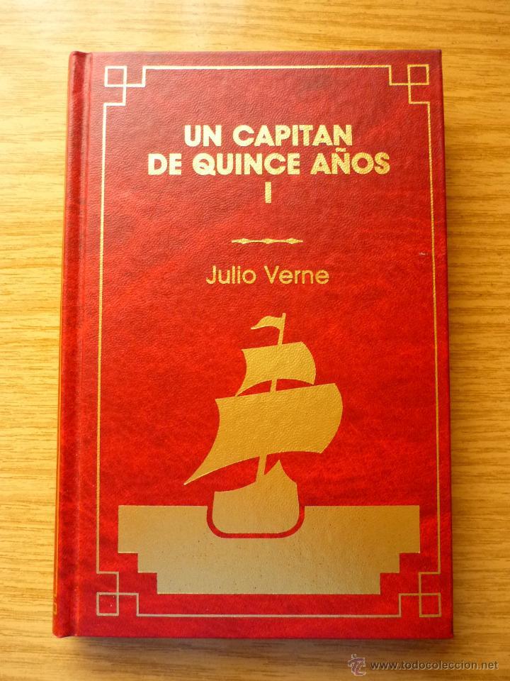 Libros de segunda mano: Colección Julio Verne (15 tomos) - Editorial Rueda (año 1991) - Foto 2 - 49866288