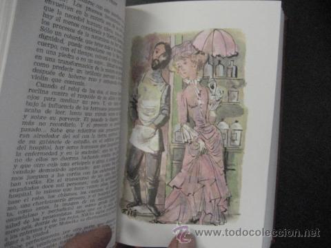Libros de segunda mano: CHEJOV, OBRAS INMORTALES, EDAF 1965 PLENA PIEL ILUSTRADO , EN ESTUCHE, MUY BUEN ESTADO REF F3 - Foto 4 - 50104777