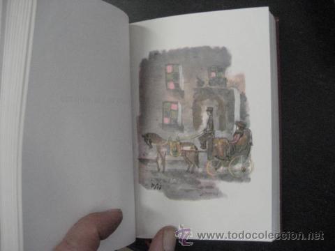 Libros de segunda mano: CHEJOV, OBRAS INMORTALES, EDAF 1965 PLENA PIEL ILUSTRADO , EN ESTUCHE, MUY BUEN ESTADO REF F3 - Foto 5 - 50104777
