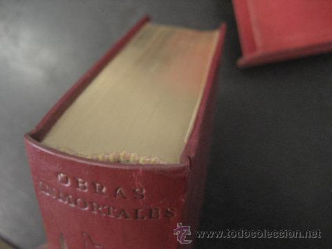 Libros de segunda mano: CHEJOV, OBRAS INMORTALES, EDAF 1965 PLENA PIEL ILUSTRADO , EN ESTUCHE, MUY BUEN ESTADO REF F3 - Foto 11 - 50104777