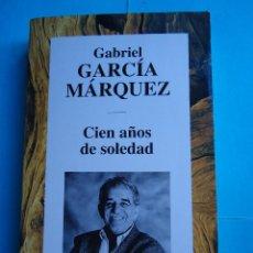 Libros de segunda mano: LIBRO. CIEN AÑOS DE SOLEDAD, DE GABRIEL GARCÍA MÁRQUEZ, PREMIO NOBEL EN .RBA EDITORES.. Lote 50146595