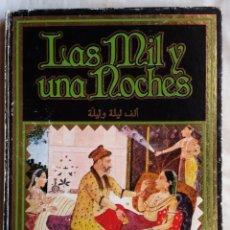 Libros de segunda mano: LAS MIL Y UNA NOCHES: TRADUCCIÓN INTEGRAL ILUSTRADA CON MINIATURAS - 12 VOLUMENES. Lote 50205495