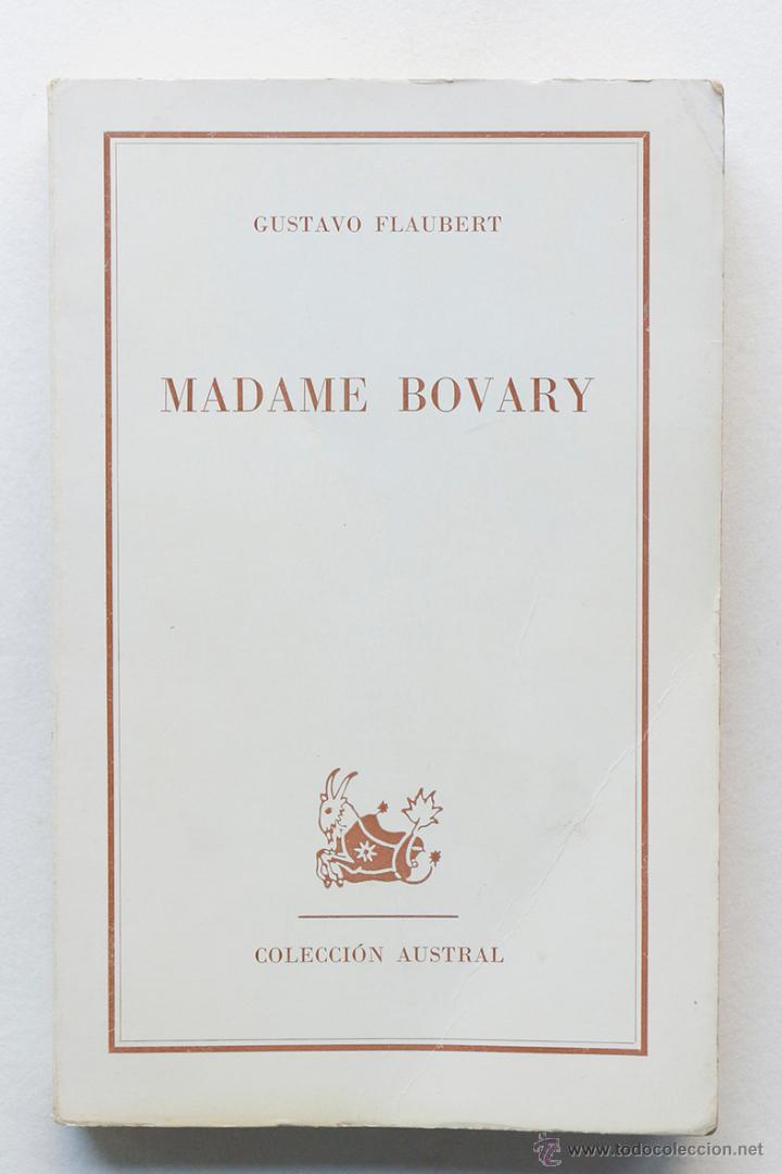 madame bovary- gustave flaubert - Comprar Libros clásicos