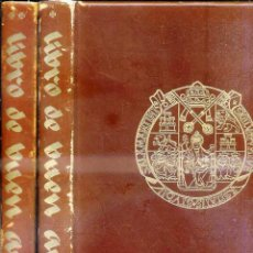 Libros de segunda mano: ARCIPRESTE DE HITA : LIBRO DE BUEN AMOR -DOS TOMOS (EDILAN, 1975) FACSÍMIL DEL CÓDICE DE SALAMANCA. Lote 50337462