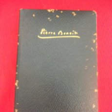 Libros de segunda mano: PIERRE BENOIT - NOVELAS TOMO I. Lote 50697418