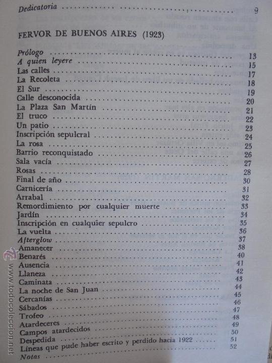 Libros de segunda mano: JORGE LUIS BORGES. OBRAS COMPLETAS. TOMOS I, II Y IV. ED. EMECE. VER FOTOGRAFÍAS. - Foto 27 - 57317467
