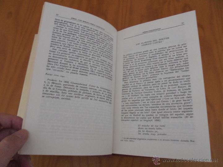 Libros de segunda mano: JORGE LUIS BORGES. OBRAS COMPLETAS. TOMOS I, II Y IV. ED. EMECE. VER FOTOGRAFÍAS. - Foto 49 - 57317467