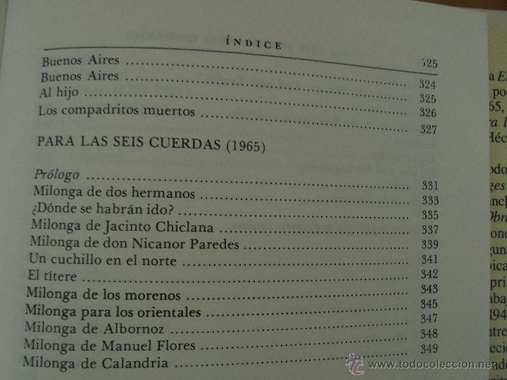 Libros de segunda mano: JORGE LUIS BORGES. OBRAS COMPLETAS. TOMOS I, II Y IV. ED. EMECE. VER FOTOGRAFÍAS. - Foto 65 - 57317467