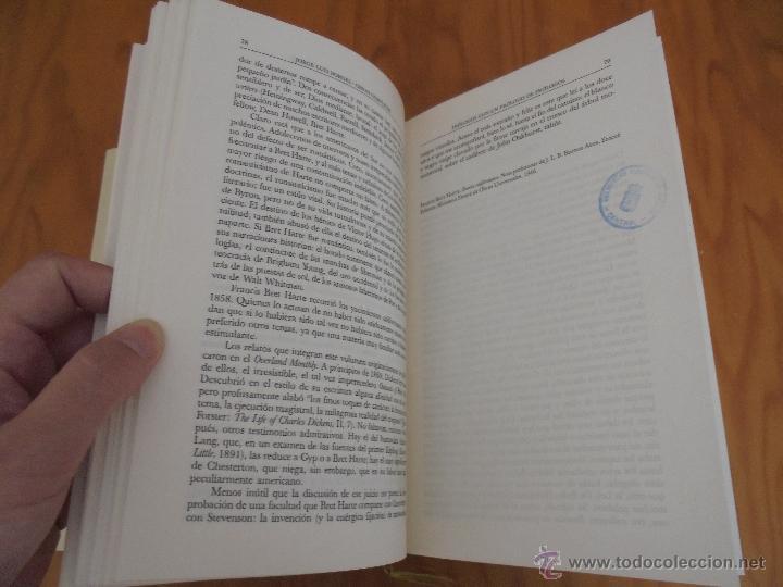 Libros de segunda mano: JORGE LUIS BORGES. OBRAS COMPLETAS. TOMOS I, II Y IV. ED. EMECE. VER FOTOGRAFÍAS. - Foto 81 - 57317467