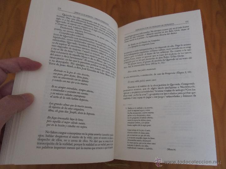 Libros de segunda mano: JORGE LUIS BORGES. OBRAS COMPLETAS. TOMOS I, II Y IV. ED. EMECE. VER FOTOGRAFÍAS. - Foto 82 - 57317467