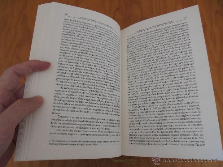 Libros de segunda mano: JORGE LUIS BORGES. OBRAS COMPLETAS. TOMOS I, II Y IV. ED. EMECE. VER FOTOGRAFÍAS. - Foto 83 - 57317467