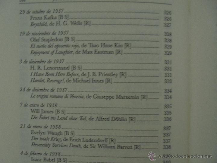 Libros de segunda mano: JORGE LUIS BORGES. OBRAS COMPLETAS. TOMOS I, II Y IV. ED. EMECE. VER FOTOGRAFÍAS. - Foto 96 - 57317467
