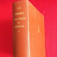 Libros de segunda mano: LOS PREMIOS PULITZER DE NOVELA - TOMO V. Lote 50785929