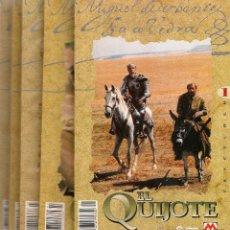 Libros de segunda mano: DON QUIJOTE DE LA MANCHA / MIGUEL DE CERVANTES. Lote 51069343