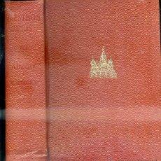 Libros de segunda mano: MAESTROS RUSOS VIII (PLANETA 1973) FADEIEV - MIJAIL SHOLOJOV. Lote 51143500