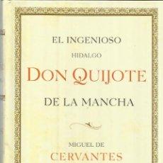 Libros de segunda mano: DON QUIJOTE DE LA MANCHA. MIGUEL DE CERVANTES. EDICIONES AUSTRAL. MADRID. 2005. Lote 51239556
