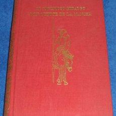 Libros de segunda mano: EL INGENIOSO HIDALGO DON QUIJOTE DE LA MANCHA - J. PÉREZ DEL HOYO EDITOR (1963). Lote 51324108
