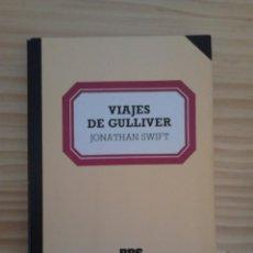 Libros de segunda mano: VIAJES DE GULLIVER. JONATHAN SWIFT.. Lote 51362778