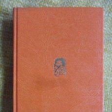 Libros de segunda mano: JEROME K. JEROME. OBRAS SELECTAS. CARROGGIO DE EDICIONES. 1984. TAPA DURA. 973 PAGINAS. CINTA MARCAP. Lote 51414546
