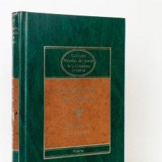 Libros de segunda mano: LA PRINCESA DE CLÉVES- MADAME DE LA FAYETTE- GRANDES NOVELAS DE AMOR DE LA LITERATURA UNIVERSAL. Lote 51471849