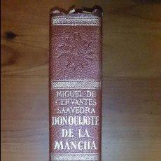 Libros de segunda mano: DON QUIJOTE DE LA MANCHA - VERGARA 1967. Lote 51510813