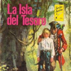 Libros de segunda mano: LA ISLA DEL TESORO / POR R. L. STEVENSON ; ILUSTRACIONES A COLOR POR BALTER * TORAY *. Lote 51789351