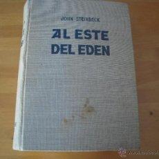 Livres d'occasion: AL ESTE DEL EDEN, JOHN STEINBECK. Lote 51925935
