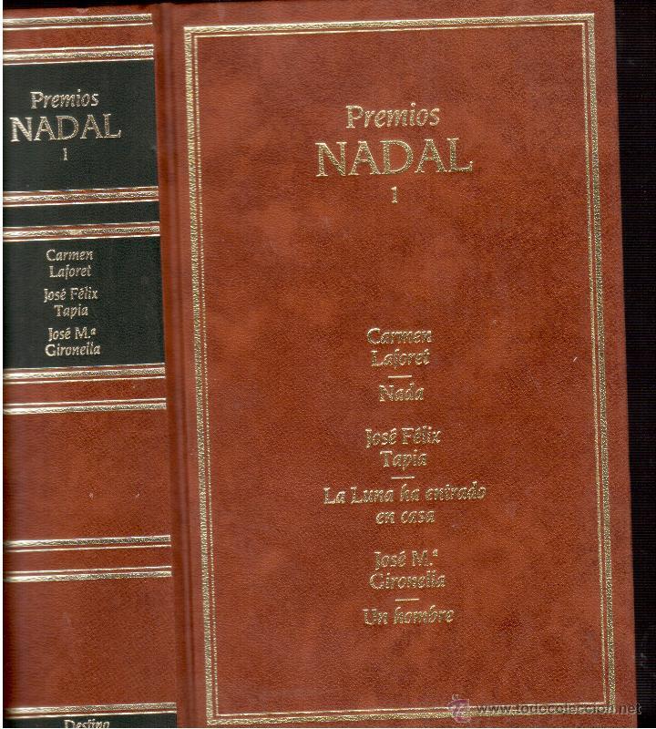PREMIOS NADAL (Libros de Segunda Mano (posteriores a 1936) - Literatura - Narrativa - Clásicos)